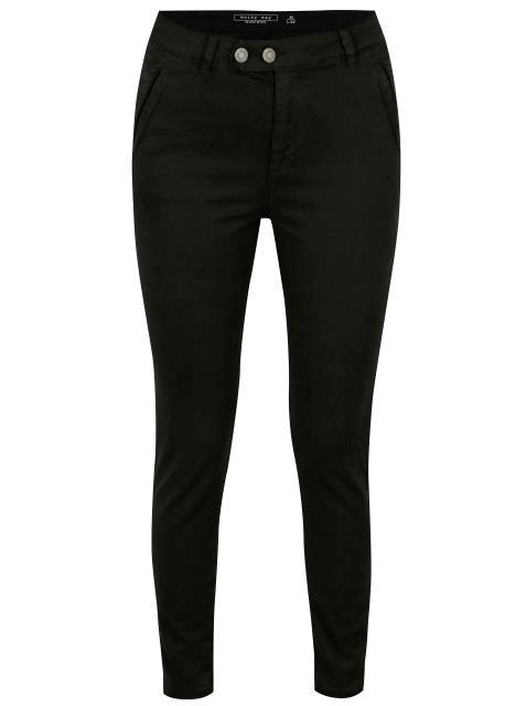 2 Černé zkrácené slim fit džíny Noisy May Lily 047c3d5e6f9
